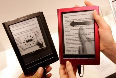 Om Sony Reader