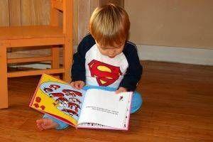 Literacy Aktiviteter for autistiske barn