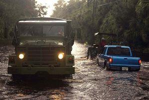 Hva bestemmer en Flood Zone?