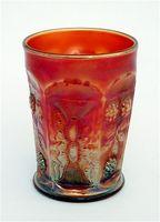 Hvordan identifisere en Piece of Carnival Glass