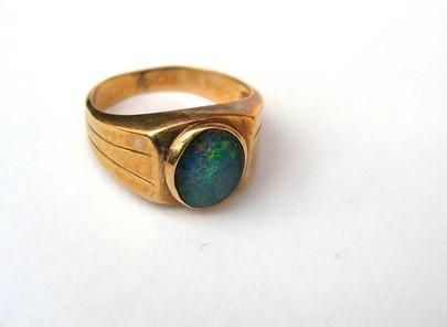 Australian Opal Identification