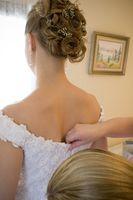Bryllup Up-Do frisyrer