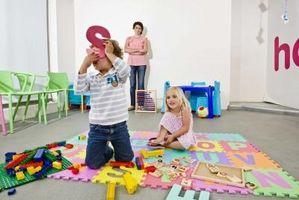 Negative effekter av barnehage på småbarn