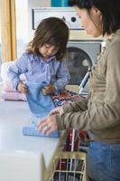Hvordan balansere arbeid og Foreldre som enslig forsørger