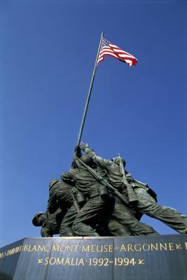 Hvordan å huske en veteran fra US Marine Corps