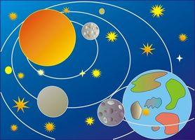 Hvordan bygge min egen solsystemet i 3D
