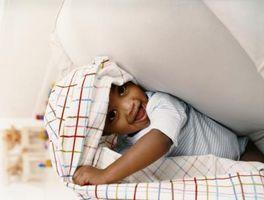 Hvordan å holde småbarn Busy