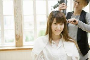 Hvordan kan jeg spille en Hair Salon spill?