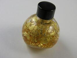 Hvordan kan jeg samle Micron Gold har i Carbon Filter?