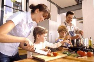 Hvordan lære Knife Safety til barn