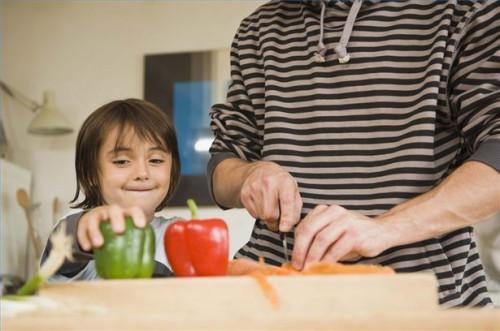 Hvordan å mate grønnsaker til et barn