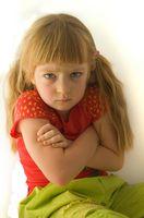 Hvordan hjelpe barna med Anger
