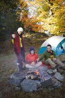 Enkle måltider for en uke med camping
