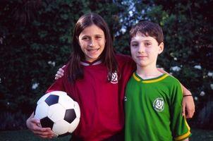 Fakta om fotball for Kids
