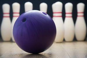 Slik installerer en Utskiftbare tommelgrep på en Bowling Ball
