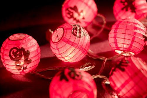 Hvordan: Asiatiske Lanterner