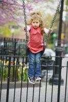 Viktigheten av Swings i barns utvikling