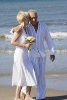 Hvordan lage en Beach-tema brudebukett