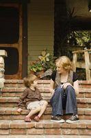 Aktiviteter for å hjelpe et barn med kommunikasjons Delay