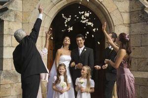 De beste bryllupsfeiring Steder