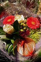 Vinter Wedding Bouquet Ideer