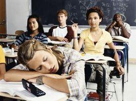 Hvordan Tenåringer kan øke Sleep