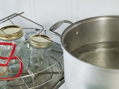 Prosedyre for Canning Pizza Sauce