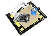 Hvordan lage en teststrimmel for en svart-hvitt-utskrift