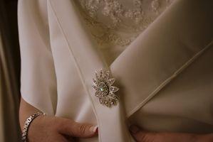 Wedding Dress Fashions av 1950-tallet