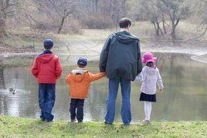 Aktiviteter som lærer respekt for barn
