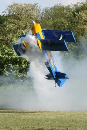 Hvordan bygge en modell Airplane Engine Test Stand