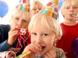 7 år gamle bursdag presentere ideer