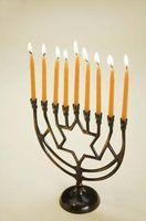 Barnas Aktiviteter for Hanukkah