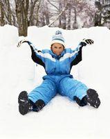 Hvordan bygge den perfekte Snø Fort for Kids