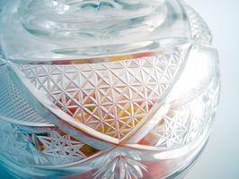 Hvordan identifisere Crystal Glass Boller