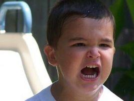 Hvordan man skal håndtere en ut av kontroll Child