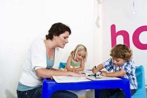 Skoler for læring funksjonshemmede i Tennessee