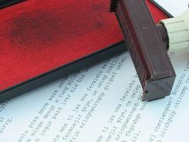 Attestert separasjon avtale