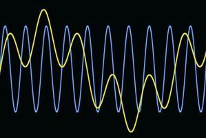 Hvordan beregne hastigheten til en P-Wave