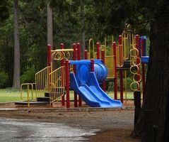 4 Square Playground Games
