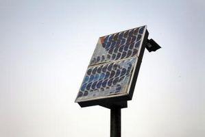 En gjør-det-selv Solar Power Grid Connection