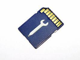 Hvordan kan jeg spare GameCube data til et SD-kort på min Wii?
