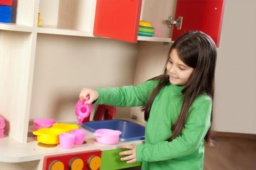 Hvordan bygge en Play Kitchen