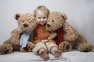 Informasjon om Pensjonert Plysj Boyds Bears