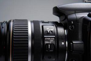 Grunnleggende fotografering på Hvordan å få en uskarp bakgrunn