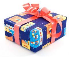 Hjemmelaget billige gaver for pensjonister