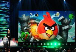 "Hvordan Advance i ""Angry Birds"""