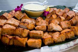 Gode Finger Foods for bryllup