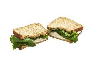 Hvordan lage en tre Sandwich