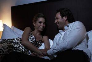 Hvordan lage en romantisk kveld hjemme for din mann på Valentinsdag